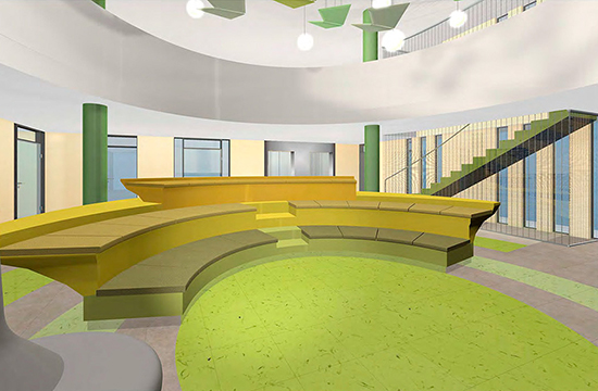 Foyer/Lounge - Amphitheater